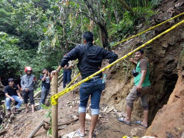 Penambangan Emas di Palopo Ancam Kelestarian Hulu Sungai Lattupa