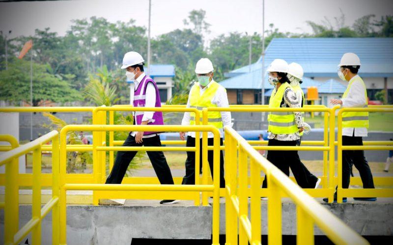 Pemerintah Dorong Peran Swasta untuk Jasa Pengelolaan Air Bersih