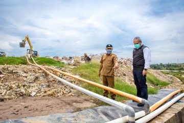 Pertamina Dampingi Warga Manfaatkan Gas Metana dari Sampah
