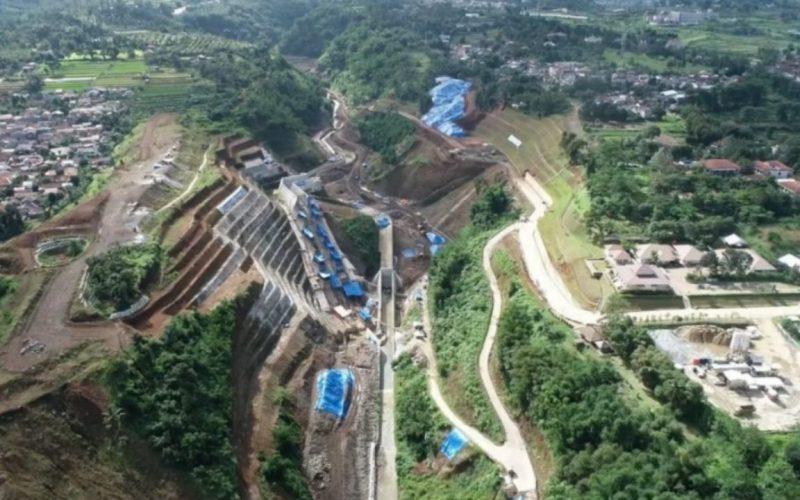 Bendungan Sukamahi Bogor, Pengendali Banjir Sekaligus Taman Ekowisata