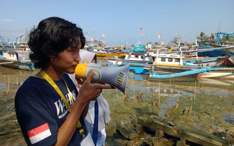 WAHMI Lebak Kritisi Dugaan Limbah Cair dari PT Cemindo Gemilang Cemari Budidaya Ikan dan Sawah di Bayah